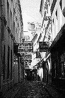 Paris black and white photos - Bastille - Passage
