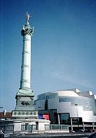 Paris photos - Place de la Bastille - Op�ra
